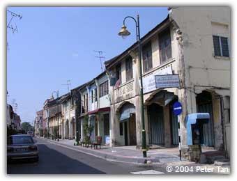 Acheen Street Penang