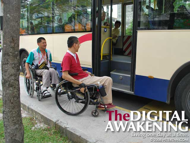 RapidKL bus at Pandan Perdana